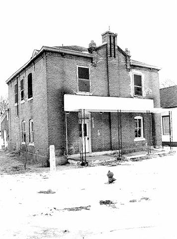 "Clay County Jail, Corning, AR. ""Old Clay County Jail in Corning ..."