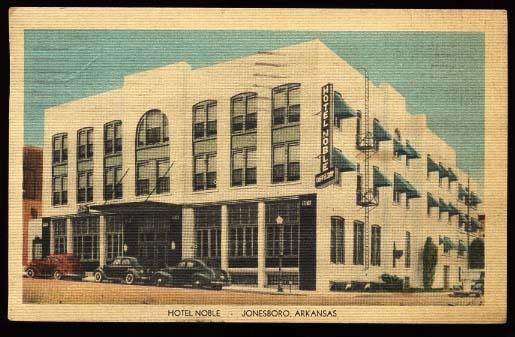 Hotel Le Ca 1947
