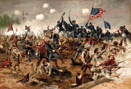the background of the conflicts between the north and south that led to the american civil war The ten causes of the war between the states by stated that the war between the north and south was one of the between the war for american.