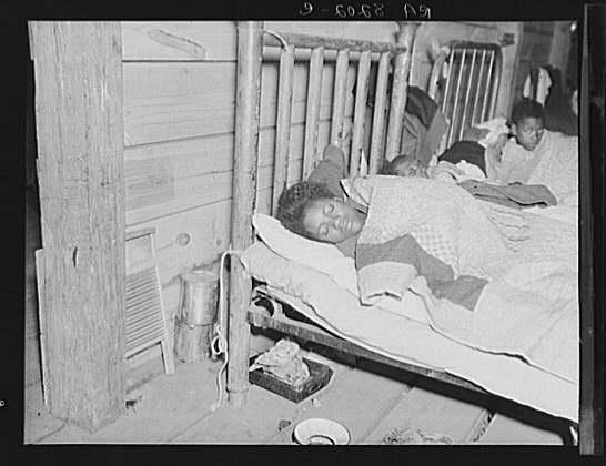 Greene County Arkansas 1937 Flood Refugee S
