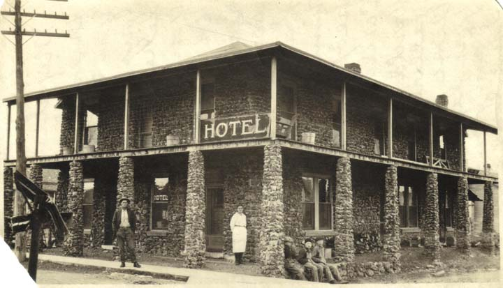 Does Anyone Have Any Idea Where This Hotel Was Located In Yellville Or Anything Else About It Linda
