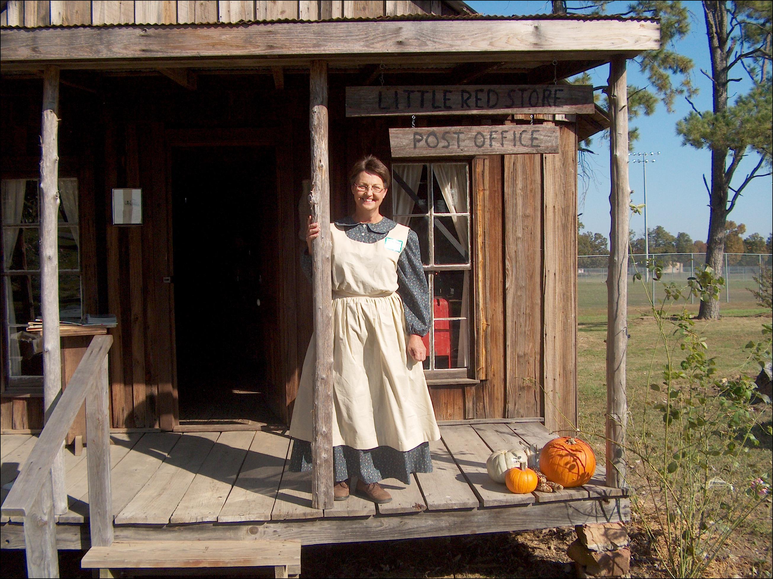 pioneer village post office