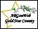 Arkansas Gold Star Winner Logo