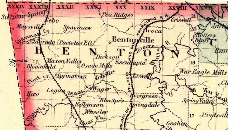 Maps of Benton Co.