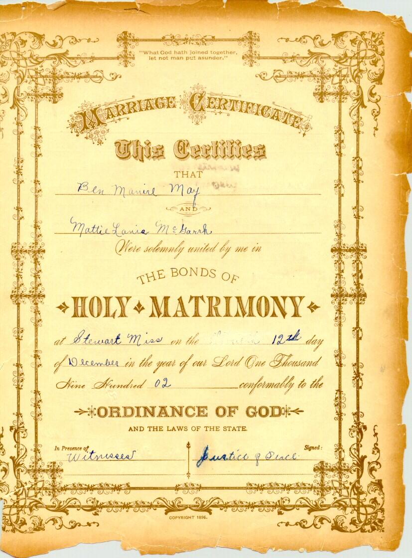 Bible Records Of Saline County Arkansas